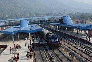 Haridwar Railway Station in Kumbh 2021